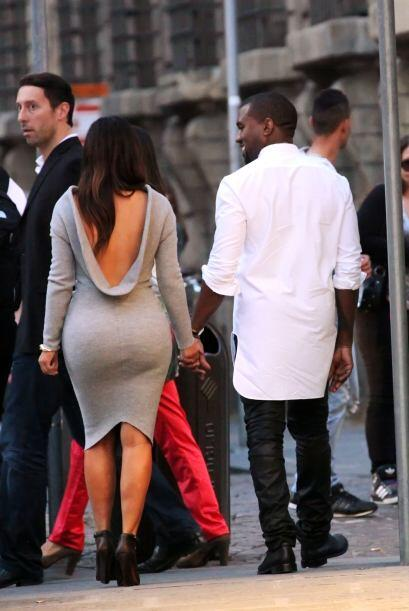 ¿Será que el 'derrier' de esta Kardashian ha pasado de ser un trasero se...
