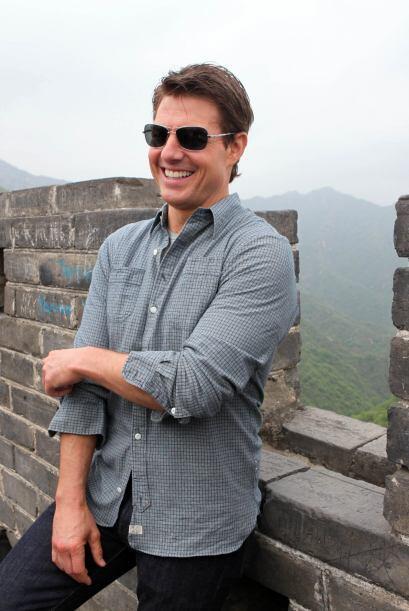 Tom Cruise se niega a envejecer y prefiere recurrir al 'botox' para segu...