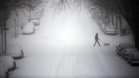 Catorce estados bajo amenaza de frío intenso por ola polar