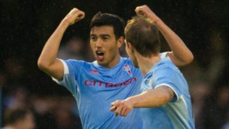 El Celta venció al Zaragoza y se aferra a permanecer en Primera.