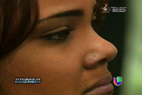 """La cantante dominicana Martha Heredia, ganadora en 2009 del """"realit..."""