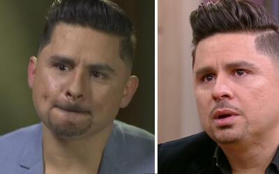 Larry Hernández ha llorado en varias ocasiones ante las cá...