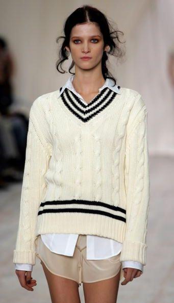 ¡Los suéteres estilo 'vintage' están en mega tendenc...