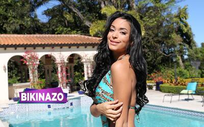 Bikinazo Alert: Geisha, una dominicana hot