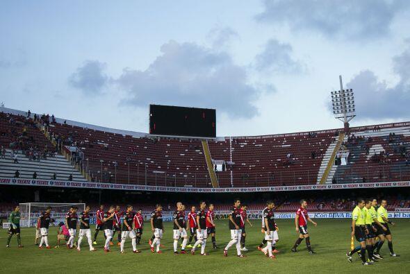Las emociones de la Jornada 10 comenzaron con tres partidos: Querétaro v...