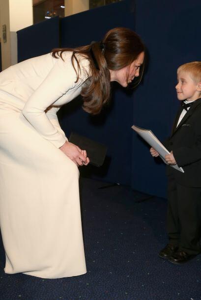 Igual que la mamá de su esposo, Kate tiene mucho interés e...