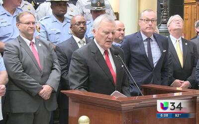 Aumento de sueldo de agentes en Georgia