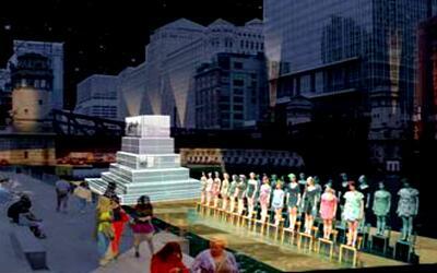 Anuncian el lanzamiento de un museo flotante en el río Chicago