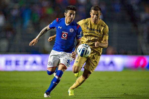 En la misma Jornada 16 los Pumas reciben a Cruz Azul en un duelo con sab...