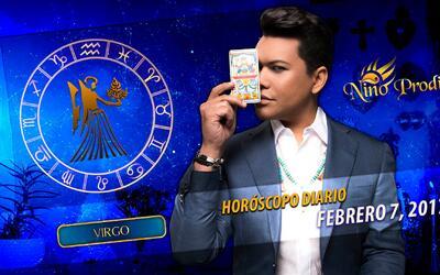 Niño Prodigio - Virgo 7 de febrero, 2017