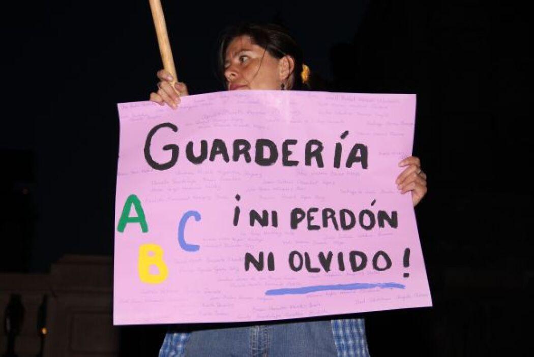 El movimiento principal se realiza en Hermosillo, Sonora, para recordar...