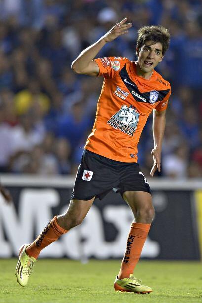 Rodolfo Pizarro (6).- Edwin Hernñandez y el 'Chema' Cárden...