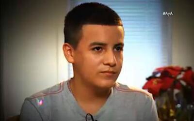 Vivió su peor pesadilla en centros de detención para menores indocumentados