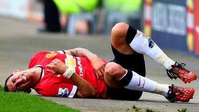 El 'Fideo' Di María marcó un golazo, pero este United necesita tanta mej...