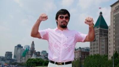 Manny Pacquiao considera que necesita un gran triunfo ante Brandon Ríos.