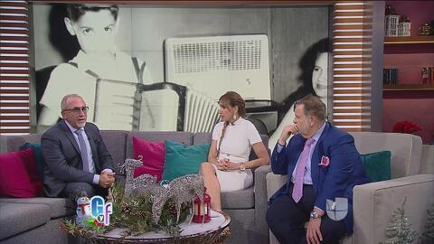 Lili, Emilio Estefan y Raúl de Molina recuerdan las dificultades que viv...