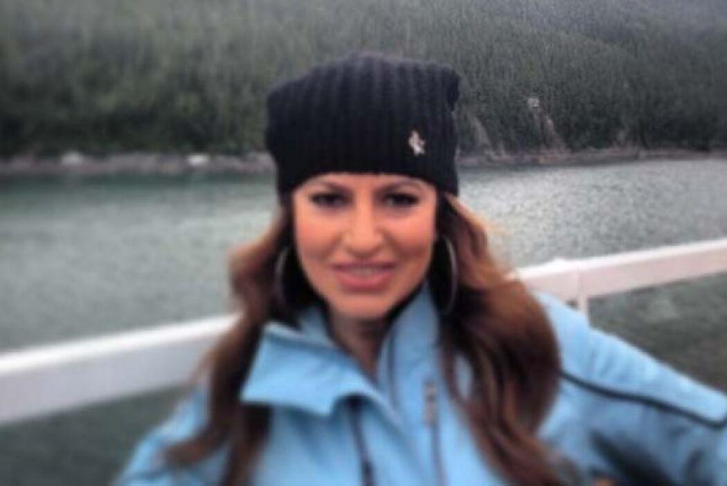 La reportera de Despierta América se divirtió a lo grande en este frío p...
