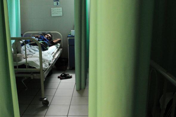El dengue se caracteriza por fiebres, dolores de cabeza y músculos, vómi...