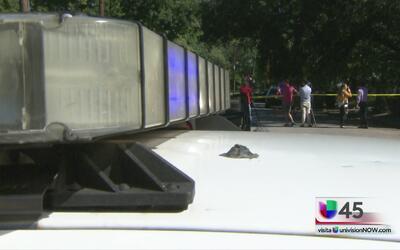 Autoridades investigan un tiroteo cerca del centro de Houston
