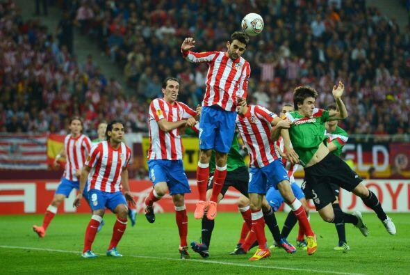 El Athletic sintió el golpe pero no pudo encontrarle la vuelta.