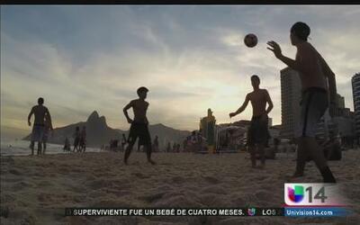 Brasil retoma su día a día ahora que su selección quedó fuera del Mundial