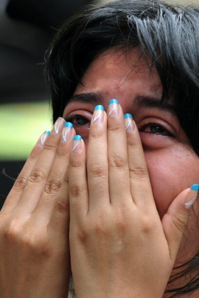 El promedio de muertes violentas en Honduras se duplicó a 16.2 po...