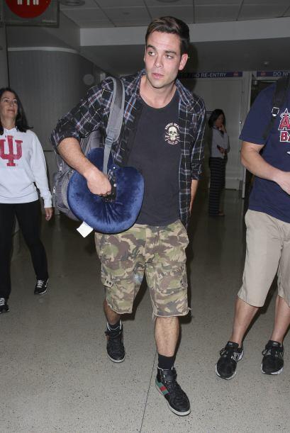 """Mark Salling conocido como Noah Puckerman en la serie de """"Glee"""" fue acus..."""