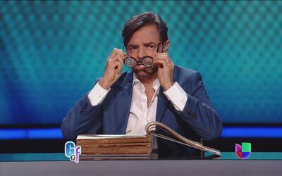 Eugenio Derbez estuvo de juez invitado en Pequeños Gigantes y nos cuenta...