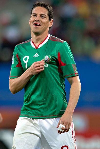 El argentino Guillermo Franco fue convocado para Alemania 2006 y Sud&aac...