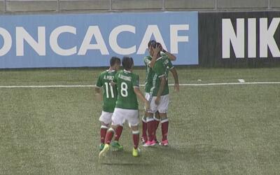 Roberto De la Rosa emparejó a dos goles el partido ante Estados Unidos