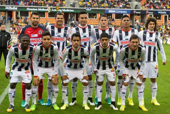 Los Rayados de Monterrey son el segundo equipo con mayor valor, están ta...