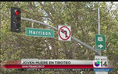 Joven muere en un tiroteo registrado en South of Market