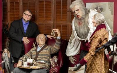 El mundo de horror de Guillermo del Toro existe en la casa llamada Blake...