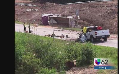 Muere empleado de Austin en aparatoso accidente