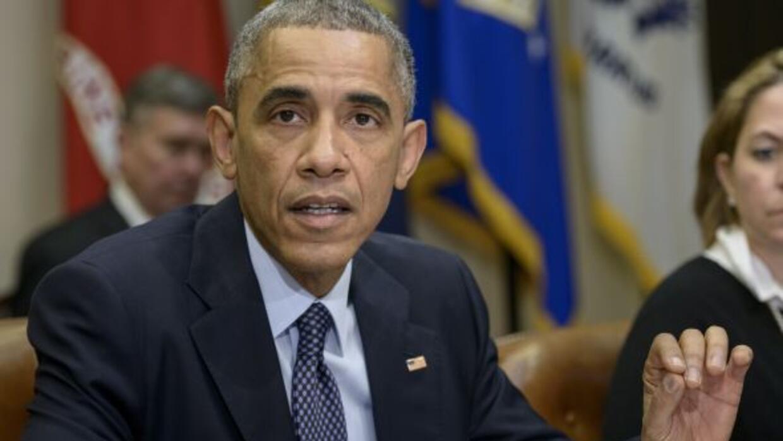 Se espera que el presidente Obama anuncie pronto una acción ejecutiva so...