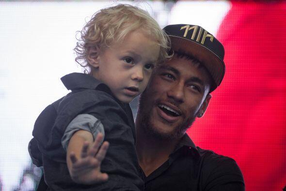 Neymar sólo pide una cosa, estar sano y que no le partan la espalda para...