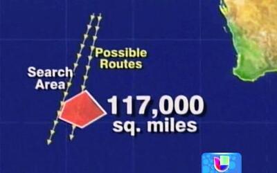 Nuevas pistas acerca de la localización del vuelo 370 de Malaysia Airlines