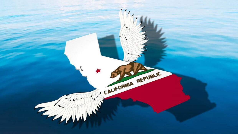 Un tercio de los californianos apoya la secesión del  estado del resto d...