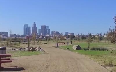 Al puro estilo neoyorquino, Los Ángeles tiene ahora su parque central