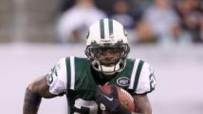 Es probable que Joe McKnight sea esquinero ante los Steelers.