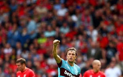 El West Ham United se llevó un resultado sorprendente de Anfield.