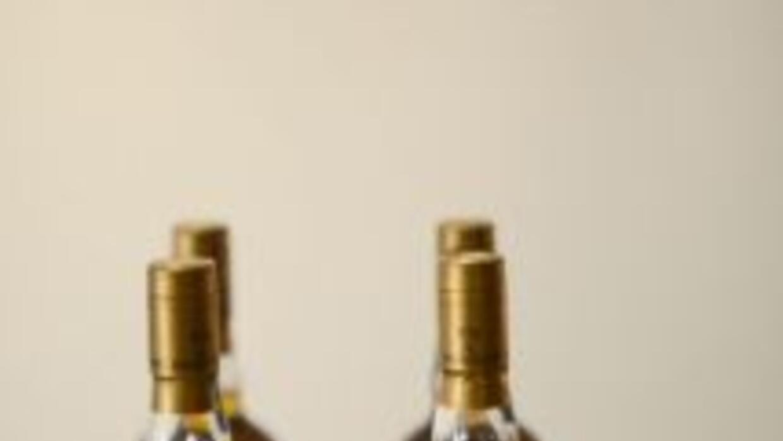 Una botella de whisky de malta fue subastada por la casa de subasta Soth...