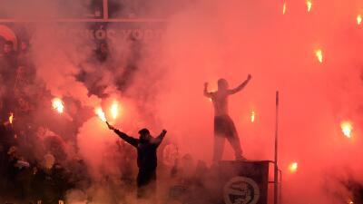 Gobierno griego suspende partidos de Copa
