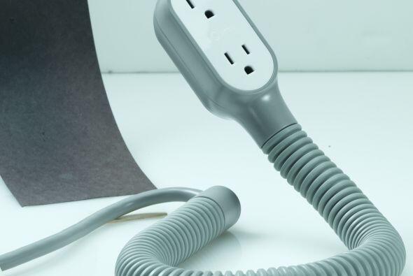 El cable de extensión Quirky Prop Power, es ideal si a tu pap&aac...