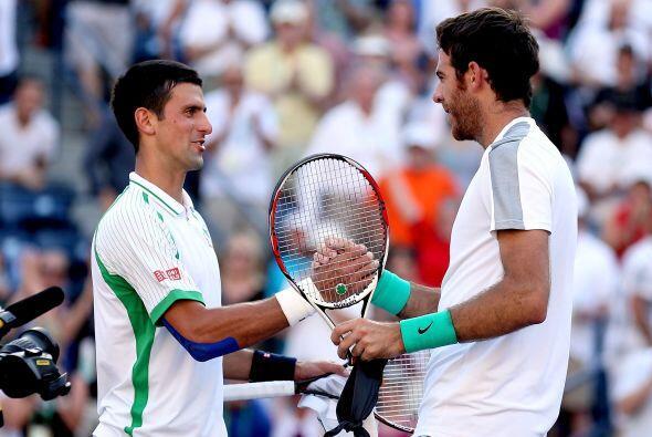 En el primero de los Masters 1000, el de Indian Wells, Djokovic solament...