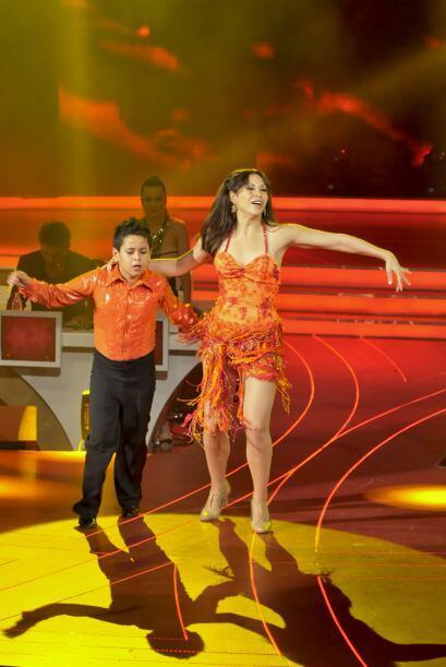 Bianca demostró en la pista porqué es una de las bailarinas más reconoci...