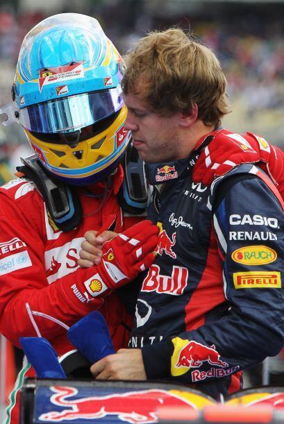 Además de su calidad como piloto es notable sus valores deportivo...