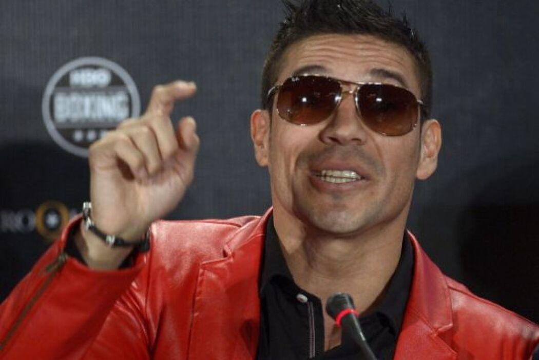 Martínez recordó que se fue de Argentina hace diez años y siete meses, c...