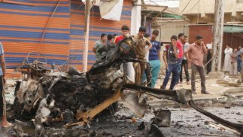 Irak vive actualmente un repunte de la violencia con numerosos atentados...