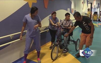 Camp CRIT enseña a padres a apoyar a hijos con discapacidad